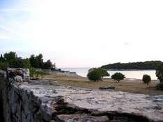 Funtanas Strand